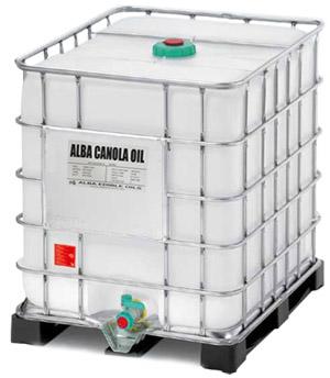 Bulk Plastic Container